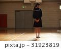 体育館 放課後 女子生徒 31923819