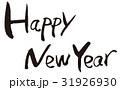 Happy New Yearのイラスト 31926930