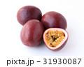 パッションフルーツ 果物 トロピカルフルーツの写真 31930087