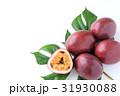 パッションフルーツ 果物 トロピカルフルーツの写真 31930088