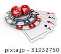 カジノ カジノの ポーカーのイラスト 31932750