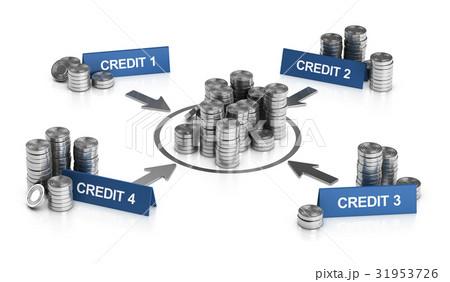 Credit or Loan Consolidation, Debt Relief 31953726