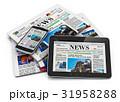 スマートフォン タブレット パソコンのイラスト 31958288