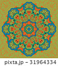 Arabesque. Decorative element. 31964334