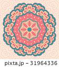 Arabesque. Decorative element. 31964336