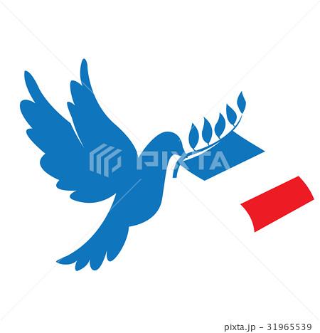 Conceptual peaceのイラスト素材 [31965539] - PIXTA