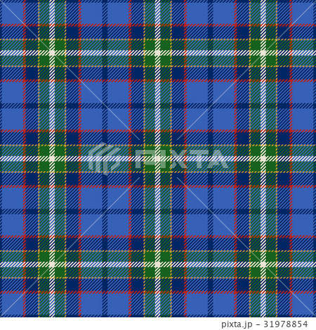Tartan Seamless Pattern Backgroundのイラスト素材 [31978854] - PIXTA