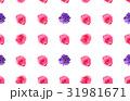 バラ パープル 紫のイラスト 31981671