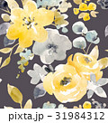 Watercolor floral seamless pattern 31984312