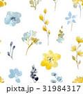 フローラル 花 リーフのイラスト 31984317