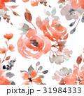 フローラル 花 リーフのイラスト 31984333