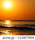 海 日 夕日の写真 31987968