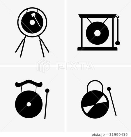 Gongのイラスト素材 [31990456] - PIXTA