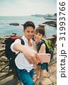 カップル 人物 スマホの写真 31993766