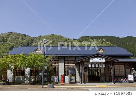 長良川鉄道 郡上八幡駅(2017年復原) 31997005