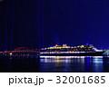 豪華客船 クイーン・エリザベス 神戸港の写真 32001685