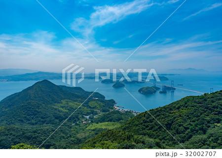 しまなみ海道の島々 32002707