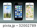 ベクトル アプリ GPSのイラスト 32002789