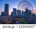 都市風景 横浜 みなとみらいの写真 32004607