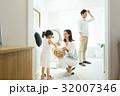 幸せな家族イメージ バスルーム 32007346