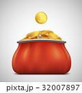 アイコン 儲け 収益のイラスト 32007897