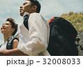 旅行 カップル バックパッカーの写真 32008033