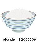 ご飯 食べ物 和食のイラスト 32009209