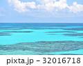 海 雲 水平線の写真 32016718