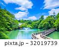 東京 井の頭公園の風景 32019739