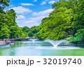 東京 井の頭公園の風景 32019740