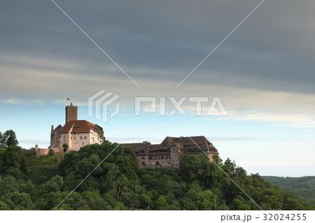 The Wartburg Castle near Eisenach in Thuringia 32024255