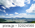 風景 青空 阿蘇の写真 32024560