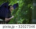 一人旅をする外国人バックパッカー_旧吉田邸住宅 32027346