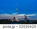 スカイツリー 風景 東京スカイツリーの写真 32030420