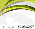 テクノロジー ジオメトリック 幾何学的のイラスト 32038257