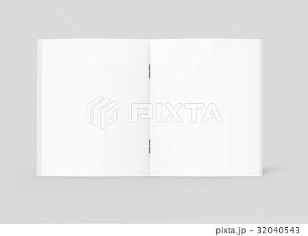 blank brochure design 32040543