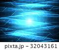 テクノロジー サイバー アブストラクトのイラスト 32043161
