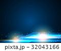 テクノロジー サイバー アブストラクトのイラスト 32043166