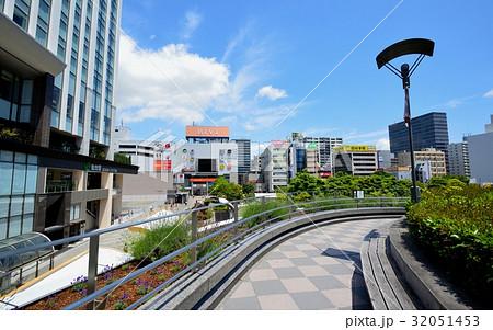 仙台駅東口の風景 32051453