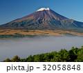 富士山 富士 秋の写真 32058848