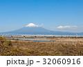 富士山 冬 世界文化遺産の写真 32060916