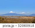 富士山 冬 世界文化遺産の写真 32060918