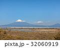 富士山 冬 世界文化遺産の写真 32060919