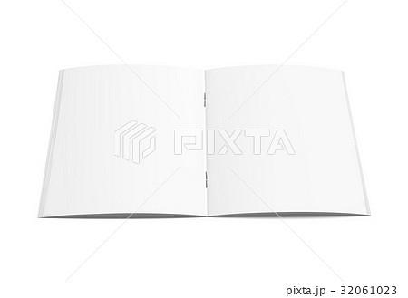blank brochure design 32061023