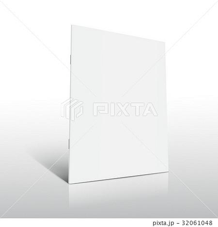blank brochure designのイラスト素材 32061048 pixta