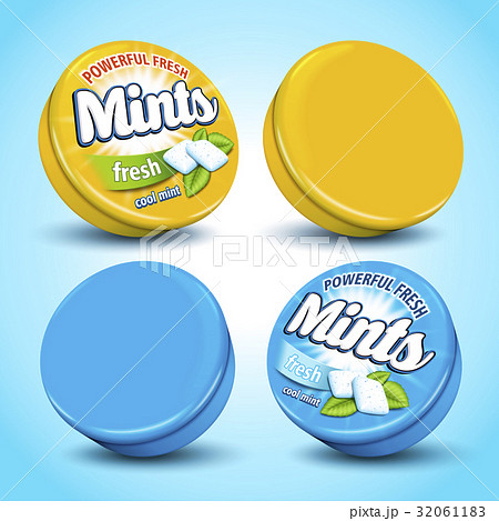 mint flavor chewing gum 32061183