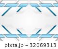 抽象的 背景 会社のイラスト 32069313