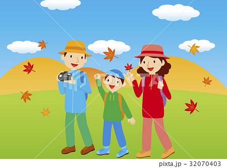 秋の行楽 32070403