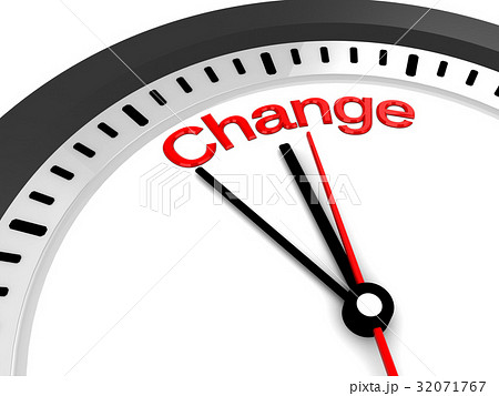 time to change clock 32071767