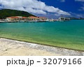 沖縄 晴れ リゾートの写真 32079166